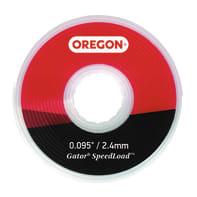 Bobina di filo OREGON per decespugliatore e tagliabordi L 21 m Ø 2.4 mm