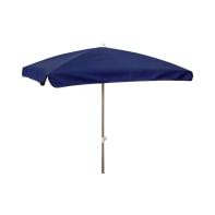 Ombrellone NATERIAL Ita 004 L 2 x P 1.5 m color blu