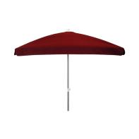 Ombrellone NATERIAL Ita 004 L 2 x P 1.5 m color rosso