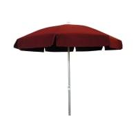 Ombrellone NATERIAL Ita 001 L 2 x P 2 m color rosso