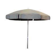 Ombrellone NATERIAL Ita 001 L 2 x P 2 m color grigio