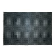 Zerbino Season klip in polietilene grigio 40x60 cm