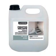 Fissativo LUXENS base acqua interno antimuffa 2.5 L