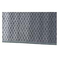 Tappeto cucina antiscivolo Alice , grigio, 57x130 cm