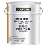 Impregnante a base acqua LUXENS bianco 2.5 L