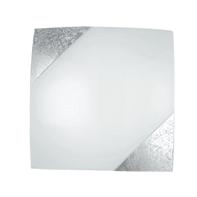 Plafoniera Paris bianco, in metallo, 30x30 cm, E27 2xMAX60W IP20