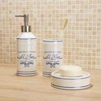 Dispenser sapone Torento bianco