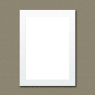 Cornice Combo frame bianco 1 foto