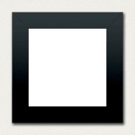 Cornice Combo frame per 1 fotografie 14 x 14 cm nero