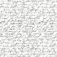Carta da parati Scritta rosa