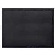 Lavagna Woody nero 60x80 cm