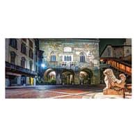 Pannello decorativo Bergamo alta 210x100 cm