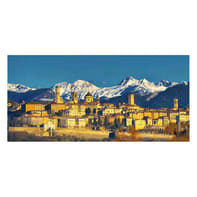 Pannello decorativo Bergamo 210x100 cm