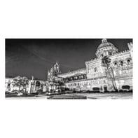 Pannello decorativo Cattedrale di Catania 210x100 cm