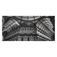 Pannello decorativo Milano Galleria 210x100 cm