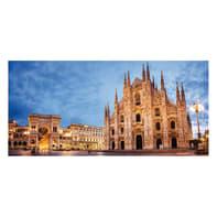 Pannello decorativo Milano 210x100 cm