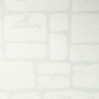 Carta da parati Mattone casolare bianco