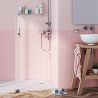 Piastrella per rivestimenti Astuce L 20 x H 19.7 cm rosa