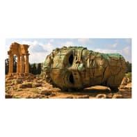 Pannello decorativo Sicilia Templi 210x100 cm