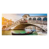 Pannello decorativo Venezia Rialto 210x100 cm