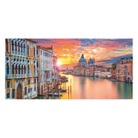 Pannello decorativo Venezia sunset 210x100 cm