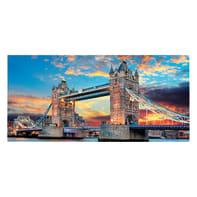 Pannello decorativo London Bridge 210x210 cm