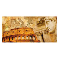 Pannello decorativo Roma imperium 210x100 cm