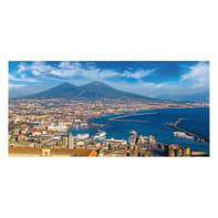Pannello decorativo Golfo di Napoli 210x210 cm