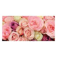 Pannello decorativo Bouquet 210x100 cm