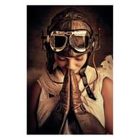 Carta da parati fotografia steampunk 53x82 cm