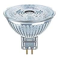 Lampadina LED, GU5.3, Faretto, Trasparente, Luce calda, 3.5W=350LM (equiv 35 W), 36° , OSRAM