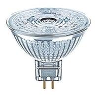 Lampadina LED, GU5.3, Faretto, Trasparente, Luce naturale, 6.5W=350LM (equiv 35 W), 36° , OSRAM