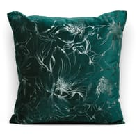 Cuscino Amalia verde 45x45 cm