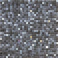 Mosaico Pearl black H 31.8 x L 31.8 cm nero