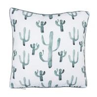 Cuscino Cactus multicolor 40x40 cm