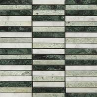 Mosaico Alter Verde Ming H 30 x L 30 cm verde