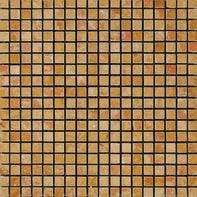 Mosaico GialloReale H 30 x L 30 cm giallo