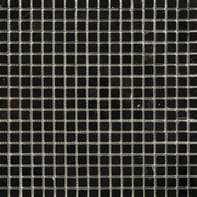 Mosaico Nero Cina H 30 x L 30 cm nero