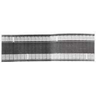 Fettuccia multitasca incolore e trasparente 7.5 cm , 50 pezzi