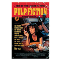 Poster Pulp Fiction 61x91.5 cm