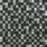Mosaico Mix quatz H 30 x L 30 cm bianco e grigio