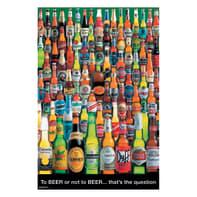 Poster Cerveza 2bronot2br 61x91.5 cm