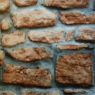Pellicola Muro marrone 0.9x2 m