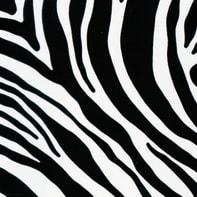 Pellicola Zebra multicolore e nero 0.45x2 m