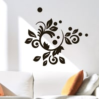 Sticker Romantic decor 47.5x70 cm