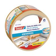 Nastro bi-adesivo TESA TAPE Biadesivo universale filmico 10 m x 50 mm beige