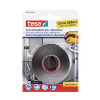 Nastro di riparazione TESA 19 mm x 2.5 m nero