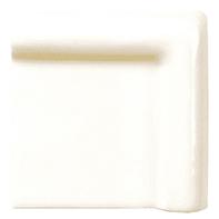 Listello Natura L 6.5 x H 6.5 cm bianco