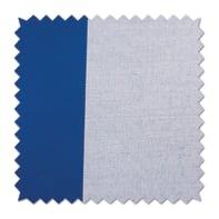 Tenda Caracas Riga blu occhielli 280x300 cm