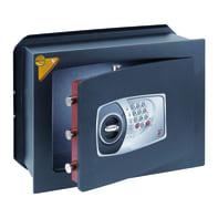 Cassaforte con codice elettronico TECHNOMAX NT/5 da murare L 46 x P 20 x H 34 cm